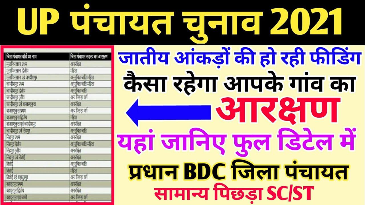 UP पंचायत चुनाव 2021 || Cm yogi Big Announcement On Gram Panchayat Election || पंचायत चुनाव कब होंगे