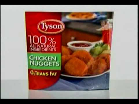 tyson chicken nuggets commercial youtube. Black Bedroom Furniture Sets. Home Design Ideas
