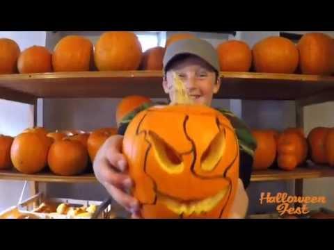 Halloween Fest at Westport House - YouTube