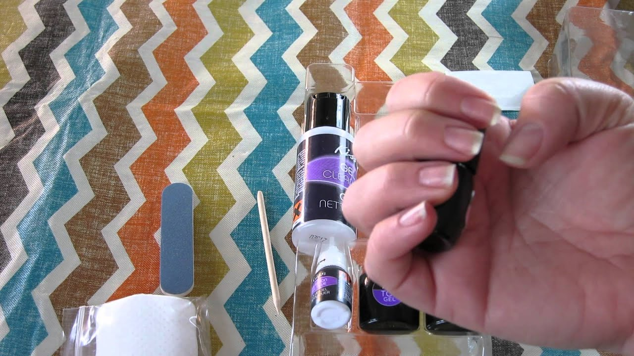 Product Review: KISS Everlasting Gel Polish French Manicure Kit ...