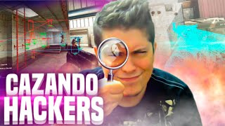 HACKS VS SUERTE | CAZANDO HACKERS EN COUNTER STRIKE GLOBAL OFFENSIVE
