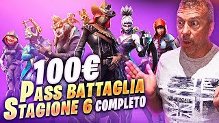PAPA' SCOPRE QUANTO I SPENT for the NEW PASS!! Fortnite Battle Royale ITA!