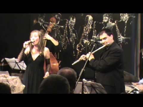 Live from Wakefield Jazz ~ Liz Fletcher Quintet on 15.03.13