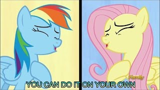 Can I Do It On My Own [With Lyrics] - My Little Pony Friendship is Magic Song