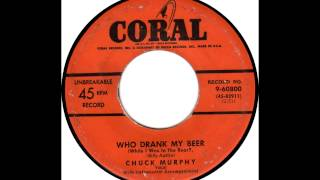 Chuck Murphy - Who Drank My Beer (While I Was In The Rear?)