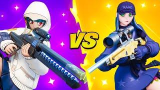 RAILGUN vs BOLT-ACTION (Best Sniper)