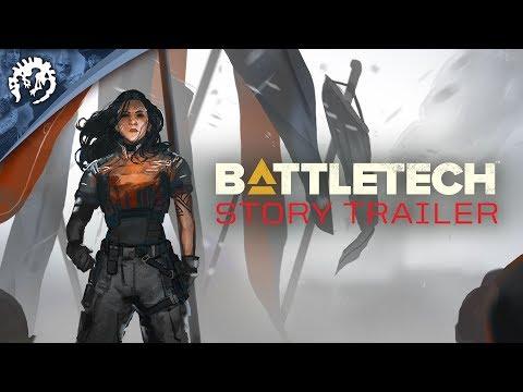 BATTLETECH | Story trailer | Release April 24th