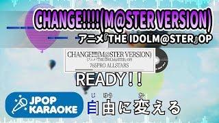 765PRO ALLSTARS - CHANGE!!!!(M@STER VERSION)