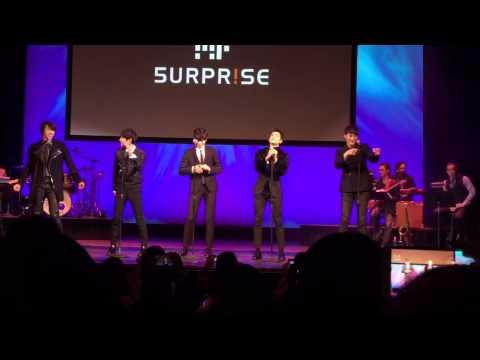 5URPRISE - Hey U Come On | DramaFever Awards 2015