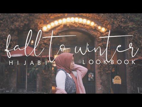 Fall to Winter Modest Hijabi Lookbook