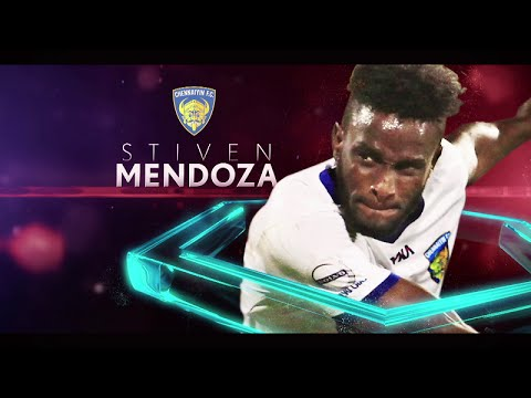 Stiven Mendoza - Hero Indian Super League