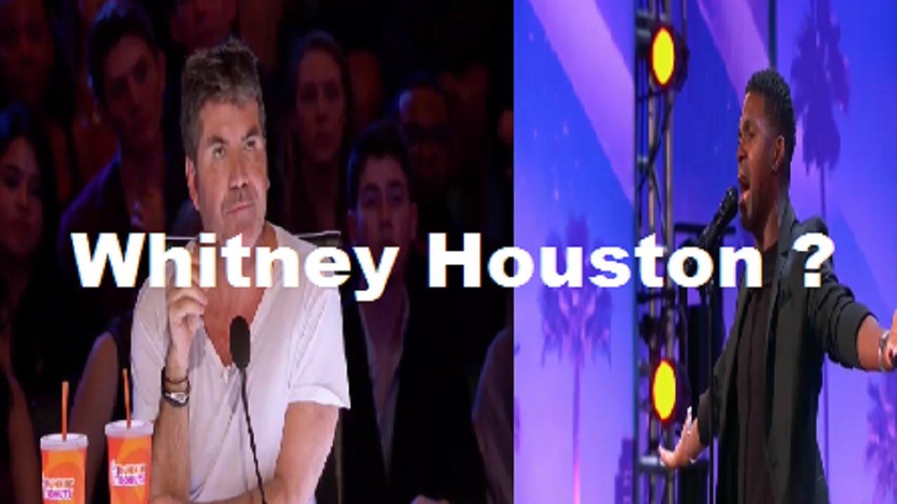 Americas got talent 2017 whitney houston - Johnny Manuel Sing I Have Nothing By Whitney Houston America S Got Talent 2017