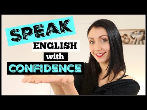 Speak English with Confidence   5 Easy Tips For A Confident Voice   Be a Confident Public Speaker