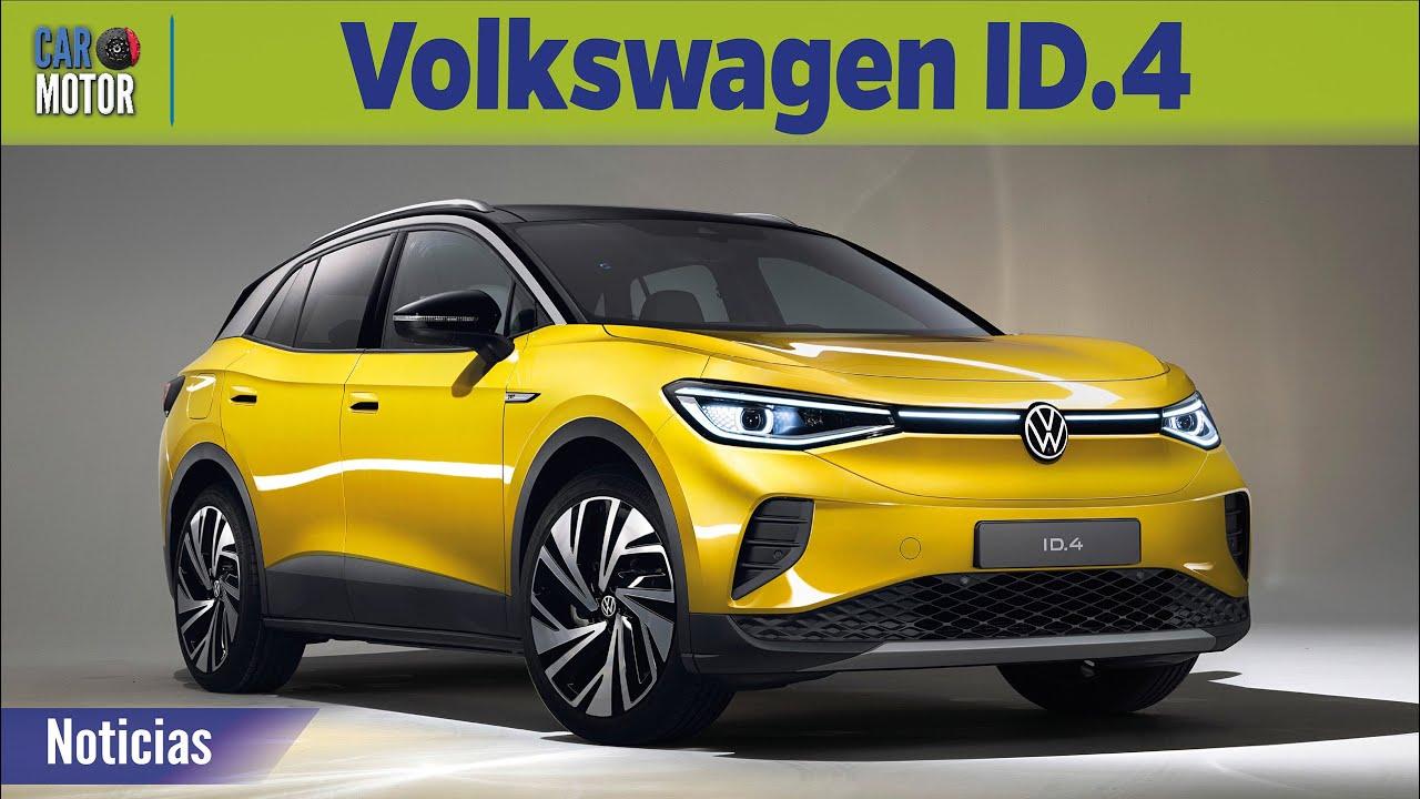 Nuevo Volkswagen ID.4 - ¿El SUV eléctrico definitivo?