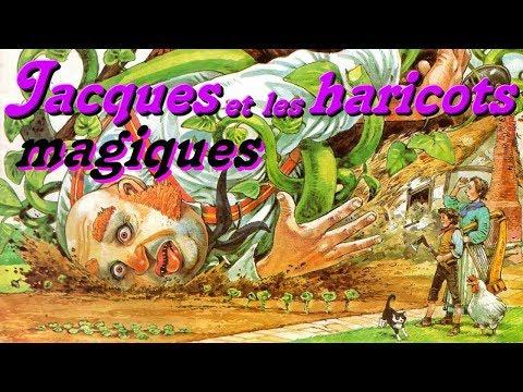 Jacques et les haricots magiques.Livret N°19.Raconte moi des histoires