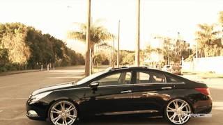MyRide - Sonata com rodas Lexani aro 22 e Suspensão Fixa