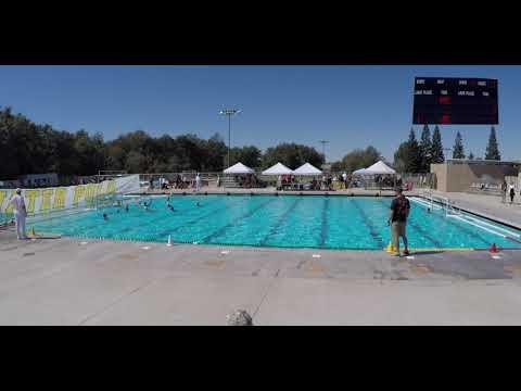 Los Gatos High School Vs Buchanan - Varsity Waterpolo (Fixed View)