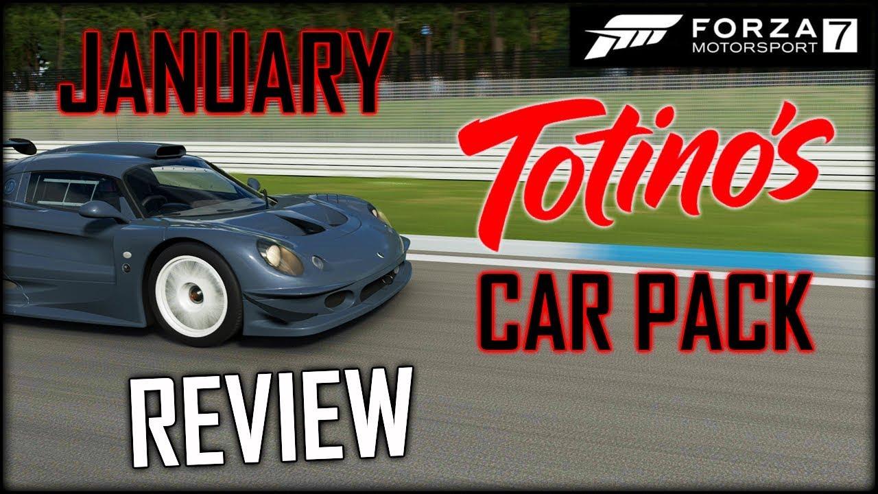 Totino S Forza  Car Free