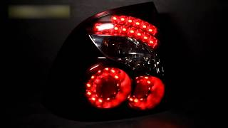 Светодиодные фонари Лада Приора в стиле Инфинити(Задние фонари Лада Приора, в стиле Infiniti, светодиодные, в черном корпусе Купить - http://www.pro-sport.ru/catalog/%D0%B7%D0%B0%D0%B4%D..., 2015-05-14T07:59:29.000Z)