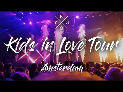Kygo - Kids in Love Tour - Highlights | Ziggo Dome Amsterdam [4K]
