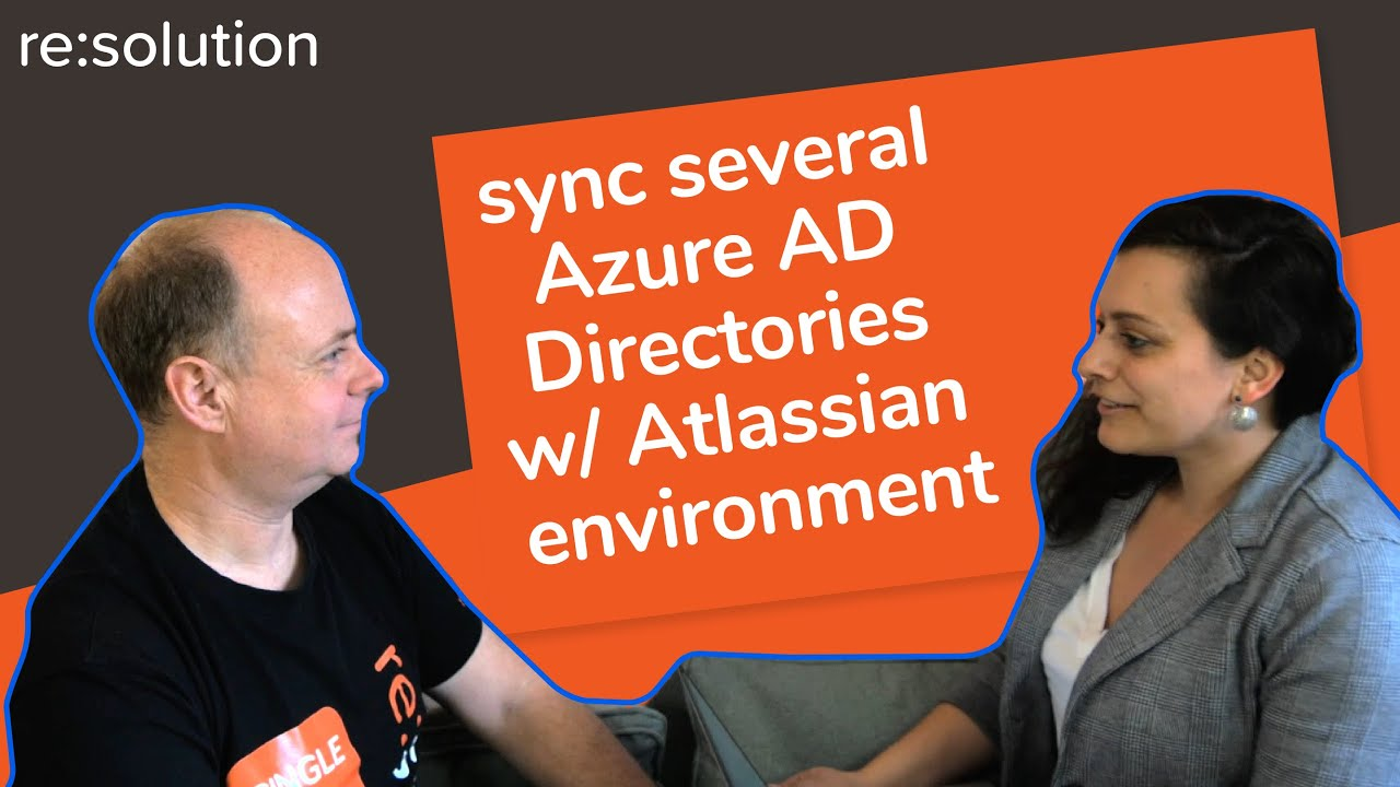 Is it possible to synchronize several Azure AD Directories with my Atlassian environment?