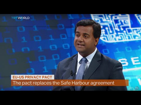 Money Talks: EU-US internet privacy, interview with Sourav Roy