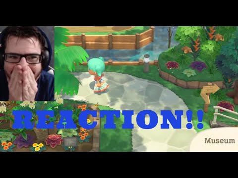 Animal Crossing Direct Live Reaction! (ITS SO GOOD!!)