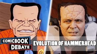 Evolution of Hammerhead in All Media in 9 Minutes (2018)