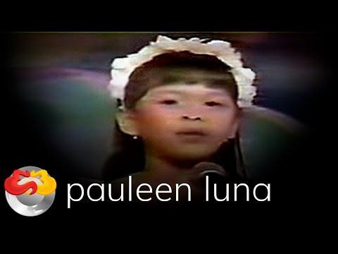 Little Miss Philippines 1995: Pauleen Luna