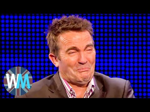 Top 10 Bradley Walsh Meltdown Moments on The Chase