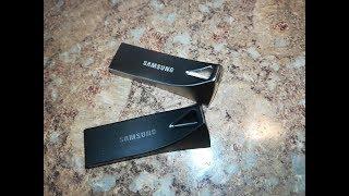 OMG!!! 300MB/s Samsung USB 3.1 Flash BAR Plus 128GB!