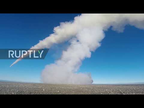 Russia: Latest hypersonic anti-ship cruise missile successfully hits target in Arctic