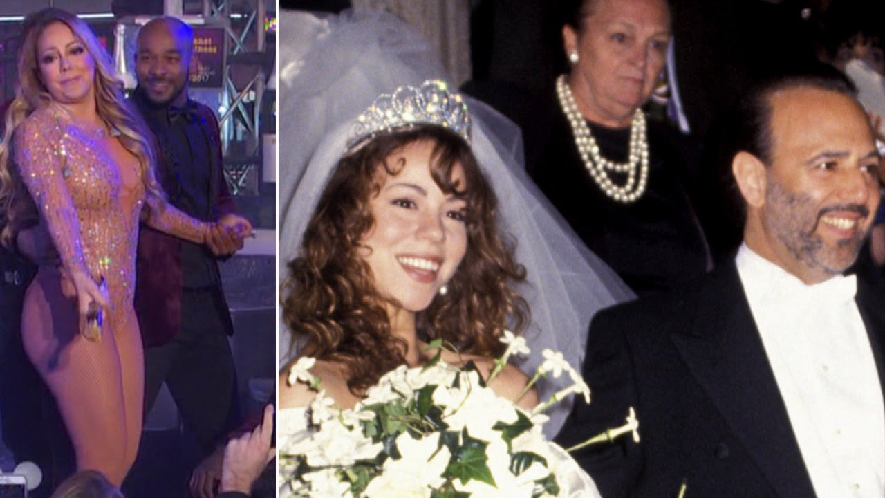 Tommy Mottola Blames Mariah Carey S Entourage For Her Disastrous Nye Performance You