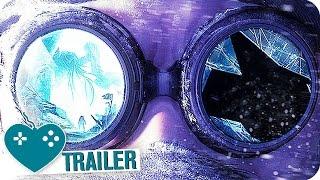 EDGE OF NOWHERE Launch Trailer (2016) Oculus Rift VR Game