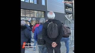 Le 18:18 - Marseille : ils veulent se faire vacciner coûte que coûte