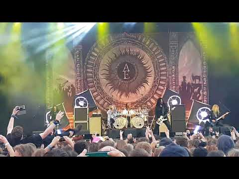 Arch Enemy - The World Is Yours HD (LIVE at Into The Grave 2017)
