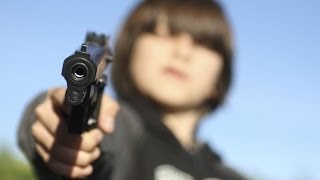Preteen Shoots Burglar, Says He Cried Like A Little Baby