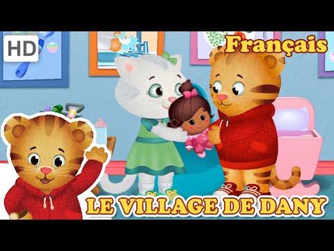 Le Village de Dany - Attentif aux Autres à l'École (Épisode Complet)