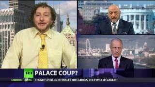 CrossTalk on Flynn  Palace Coup?