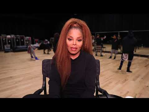 Janet Jackson: State of the World Tour 2018
