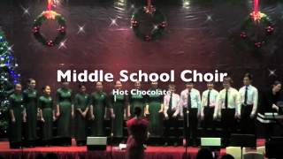 Concordia MS/HS Taste of Christmas Joy Concert