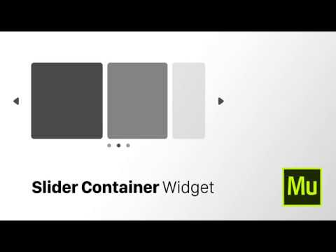 Slider Container - Adobe Muse CC Widget by Rosea Themes