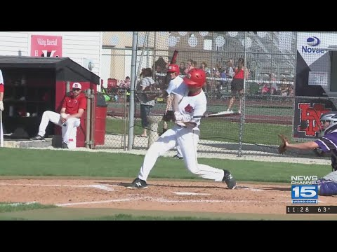 Huntington North Tops Leo 7-4 In High School Baseball On 5/8/18