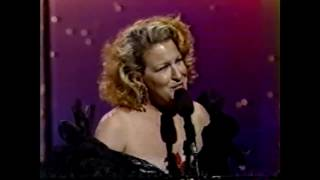 skylark bette midler the tonight show december 17 1985