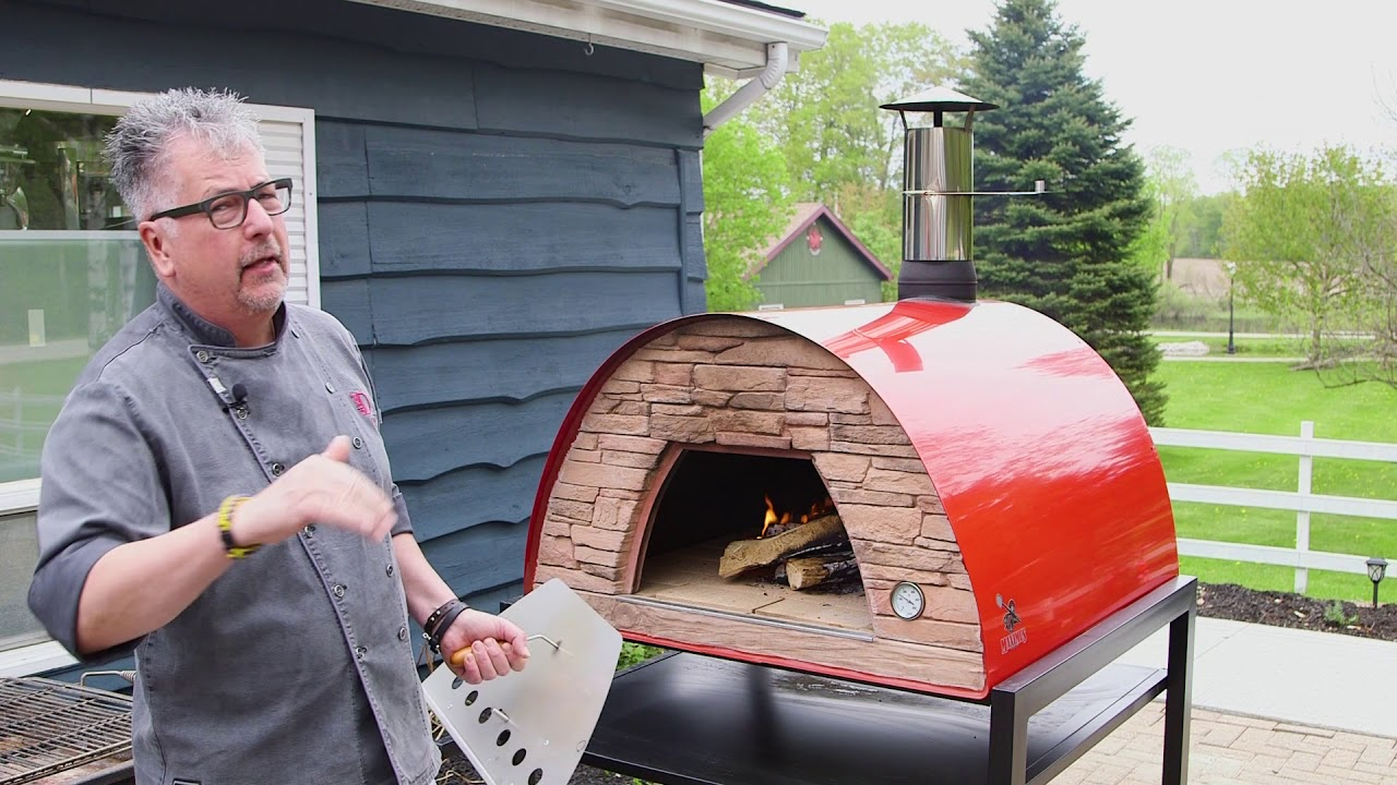 Authentic Pizza Ovens  Video Thumbnail