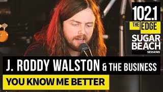 Download J. Roddy Walston & The Business - You Know Me Better (Live at the Edge) MP3 song and Music Video