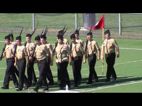 Suny Maritime Annual NJROTC Drill Competition 2013