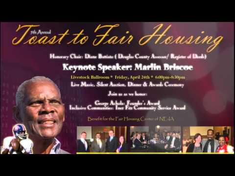 5th Annual: Toast to Fair Housing