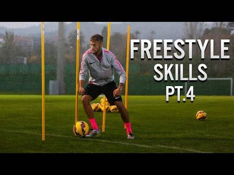 Neymar Jr ● Best Freestyle Skills