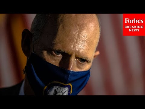 """I'll warn you right now -- this video will be controversial"": Rick Scott slams For t"